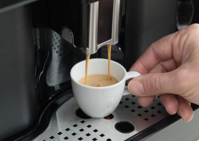 Wolf Kaffeeautomaten bei Manufaktur Hunger