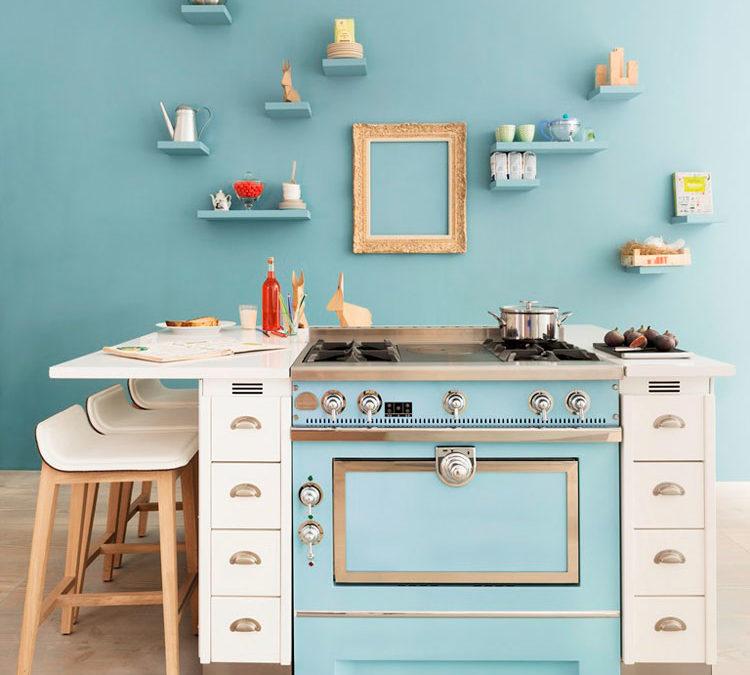 Gesunde Farbe in Wohnräumen